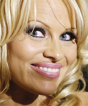 ... Celebrity Pamela Anderson has married for a third time to sex tape star ...