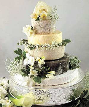 Wedding Cake Made Of Cheese Nz