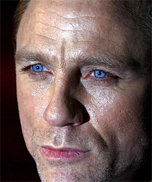 Daniel Craig has vowed to