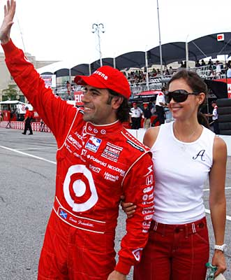 Washington Auto Racing on Auto Racing    Indycar Driver Dario Franchitti Is Married To