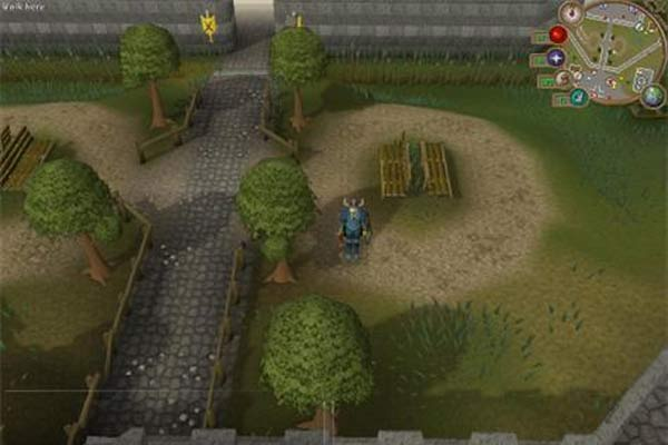 free online games runescape. Zoom. A scene from Runescape.