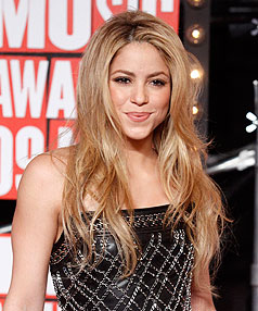 Shakira 'sex tape' an April Fool's Day hoax Shakira shakes it at charity ...