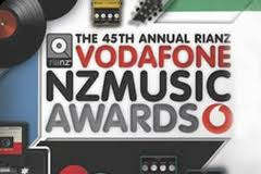 Vodafone NZ Music Back-Pat