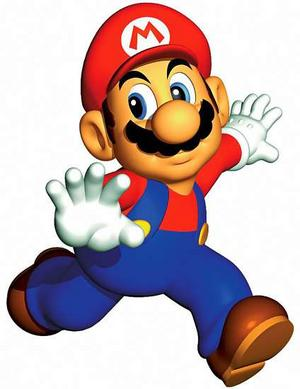 What A Human Mario Would Look
