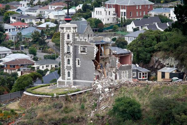 Christchurch Quake