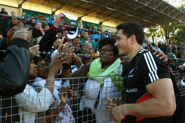 All Blacks in South Africa