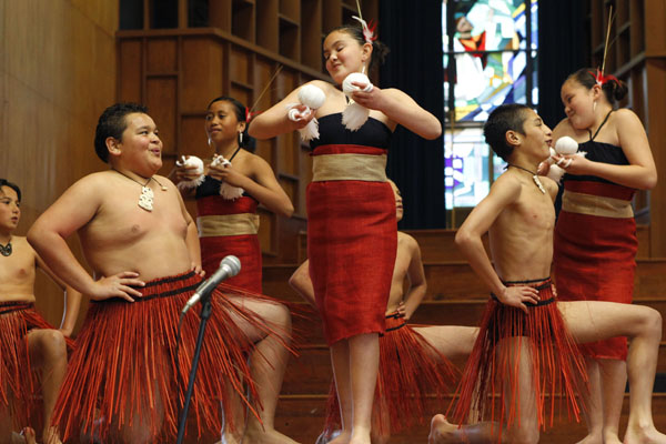 kapahaka