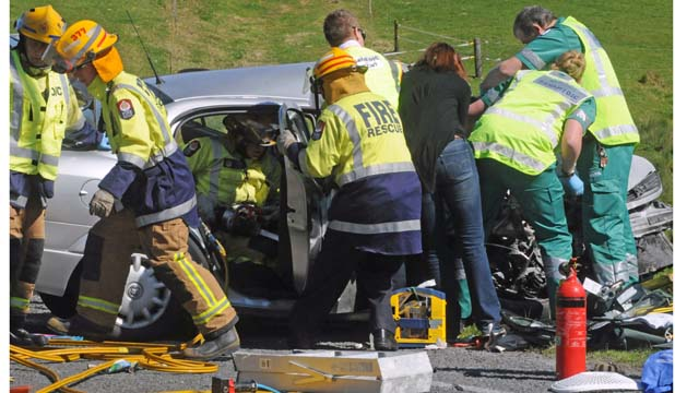 Otaihanga, Waikanae Crash | Median Barrier 'Could... | Stuff.