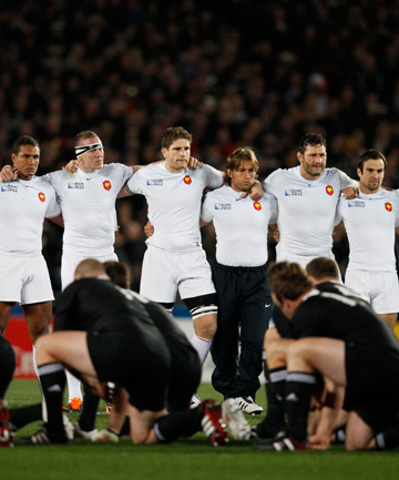 French haka