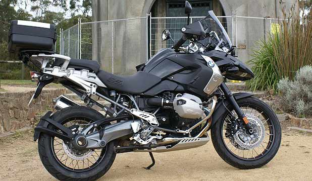 BMW R1200GS: Flat twin German is in its element in New Zealand and totally dominates the world's motorcycle adventure touring segment.