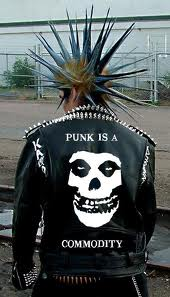 Punk Is A Commodity