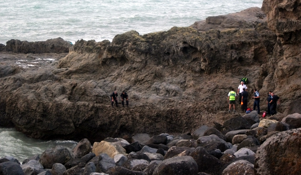 Man's body found on New Plymouth beach