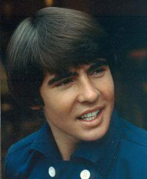Davy Jones, Vocals of the Monkees