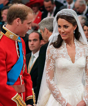 THEY DO: The very public wedding of Prince William and Catherine Middleton was a dream that many aspire to.