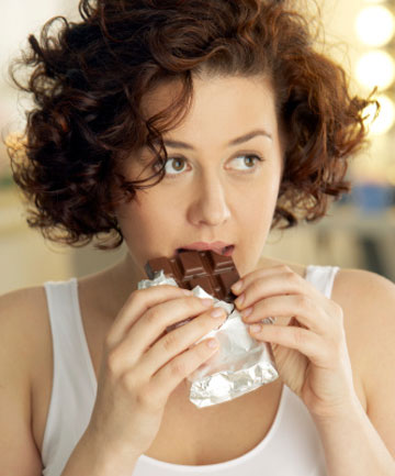 ... have a lower body weight. Opinion poll. How often do you eat chocolate?