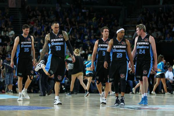 Breakers bench boys