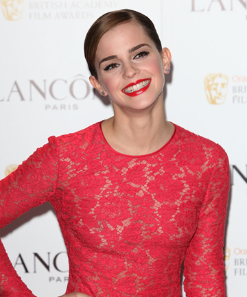 FRENCH FANCY Emma Watson says more women should adopt the'less is more'