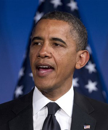 ... US President Barack Obama has declared his support for gay marriage.