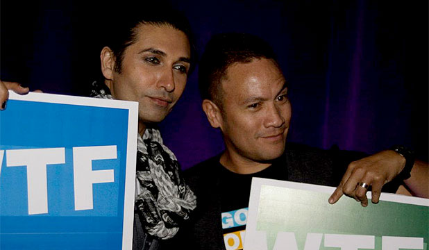 ... gay rights have put their names to a campaign launched in Auckland last ...