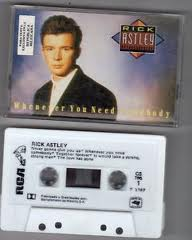 Rick Astley Tape 