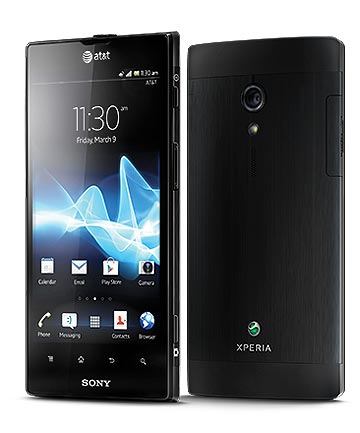 Sony's Xperia Ion