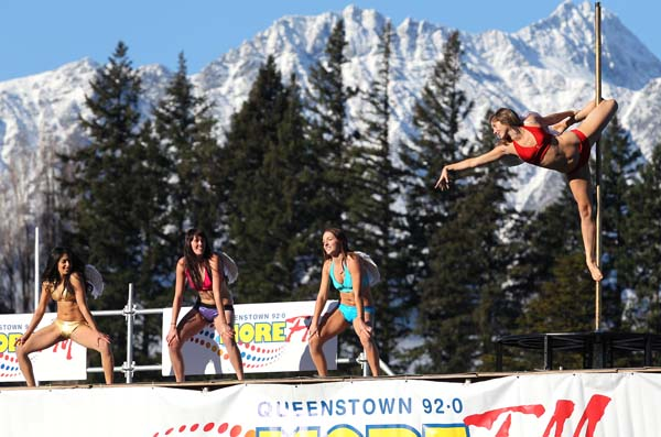 2012 Queenstown Winter Festival.