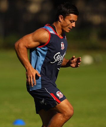 Sam Perrett