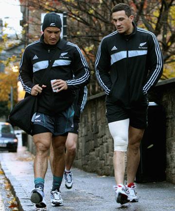 Hosea Gear and Sonny Bill Williams