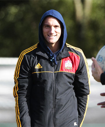 Aaron Cruden 