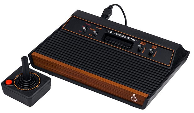 third version of the Atari Video Computer System 