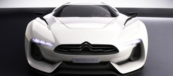 The GTbyCitroen.