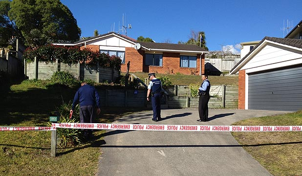 SHOOTING: A 43-year-old man was struck in the head by shotgun pellets through a closed glass door.