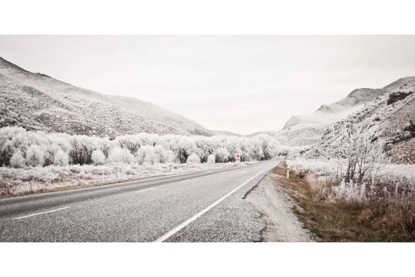 twizel hoar frost