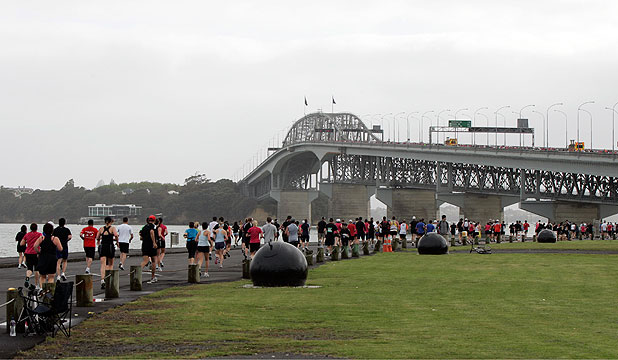 Auckland Marathon