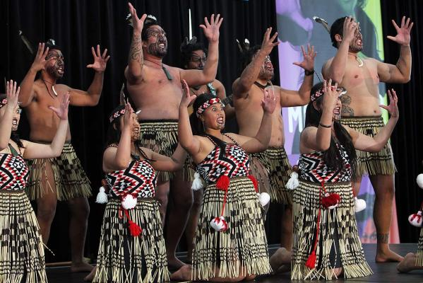 kapa haka passion