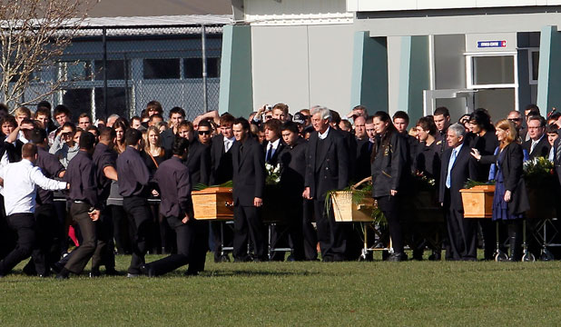Jackson Funeral