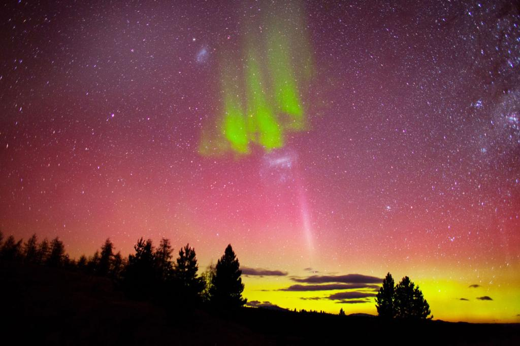 aurora australis