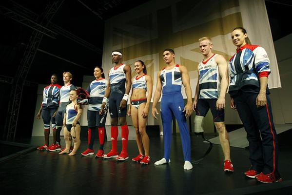 NZ Olympic uniforms