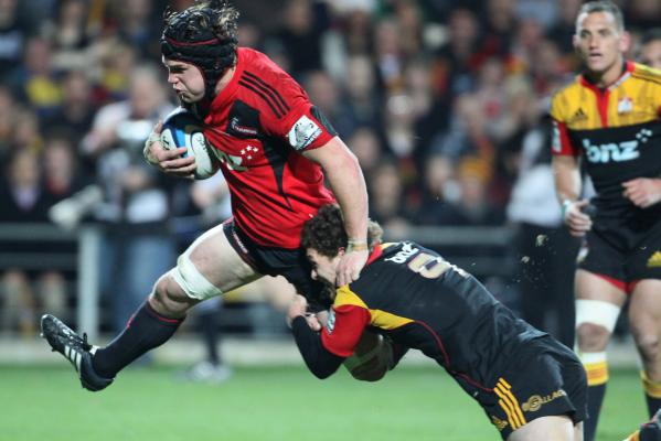Chiefs v Crusaders