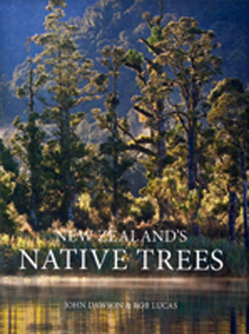BOOK OF THE YEAR: New Zealand's Native Trees.