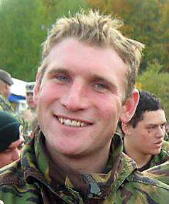 Lance Corporal Rory Malone