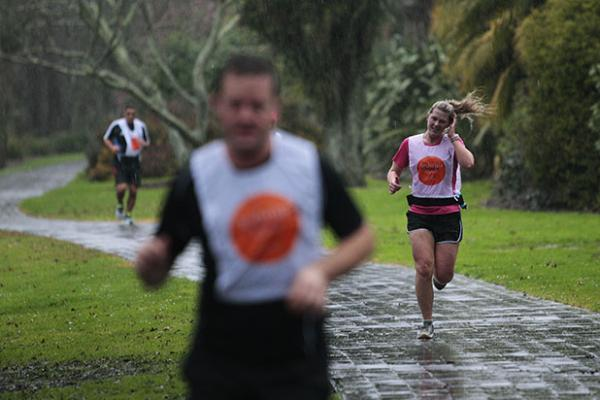 Pippa Barnes, from Palmerston North, who has arthritis ran her first half marathon and it may be her last.