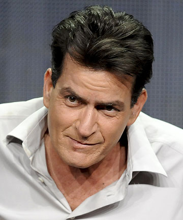 Charlie Sheen has found success again with sitcom Anger Management.
