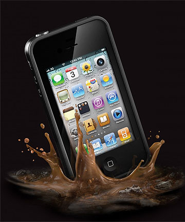 LifeProof case for Apple iPhone 4 and 4S