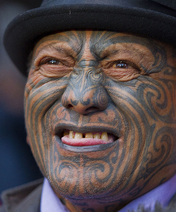 TAME ITI: His behaviour is seen by some as theatrical antics to gain attention no longer needed. Iti is no revolutionary, it seems. Instead, say some Maori, he is something of an anachronism.