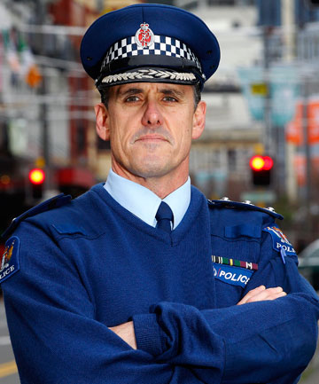Inspector Chris Scahill 