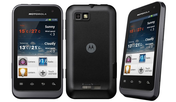 Motorola Defy XT