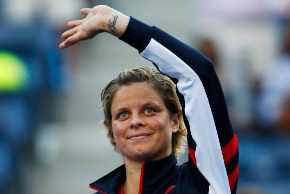 Kim Clijsters