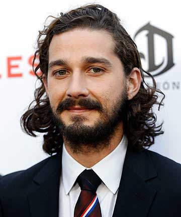 SEX AUDITION: Shia LaBeouf has joked he won a role in The Nymphomaniac by ...