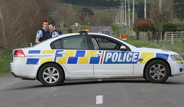 SHOOTING: The incident occurred in a remote area in the Waikite Valley.